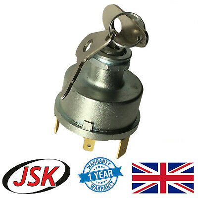 Ignition Starter Switch for Perkins 1100 1104C-44 1104C-44T 1104D-44 1104D-4T