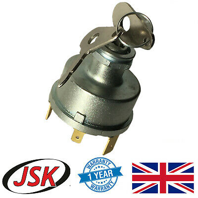 Ignition Starter Switch for Perkins 504-2 504-2T 704-30 903-27 903-27T 700 900