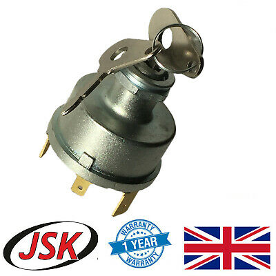 Ignition Starter Switch Perkins Phaser 1006.6 1006.6T 1006.6TW 1006.60 1006.60T