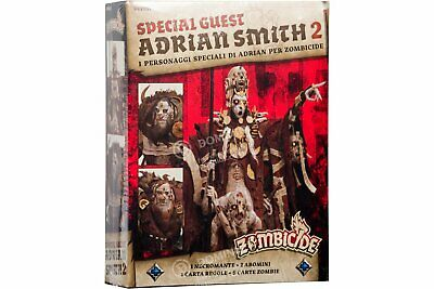 Zombicide: Special Guest - Adrian Smith 2 - Guillotine Games 3558380063735