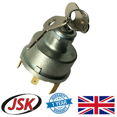 Ignition Starter Switch for Case IH 674 684 685 695 784 785 795 884 885 895 ...