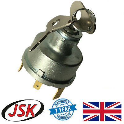 Ignition Starter Switch for Case IH 3210 3220 3230 4210 4220 4230 4240 238 248..