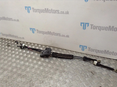 Renault Megane 3 III RS Gear selector cables