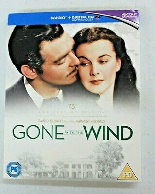 Gone with the Wind 75th Anniversary Collector's Edition [Blu-ray][Region B/2]NEW