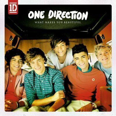 172521 One Direction - What Makes You Beautiful (CDS x 1)
