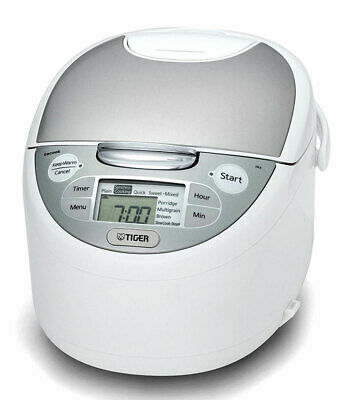 New Tiger - Multi-functional Rice Cooker - JAX-S10A