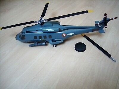 Rare Maquette Agence L.piazzai Models Helicoptere Nh-90 Nfh Marine  Aviation