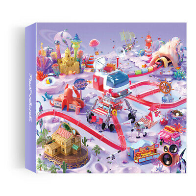 "SJmusic [RED VELVET] 7th Mini ""The Reve Festival Day2"" KIHNO+Card+POSTER, SEALED"