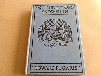 1918 The Curly Tops Snowed In  Collectible Series (F)