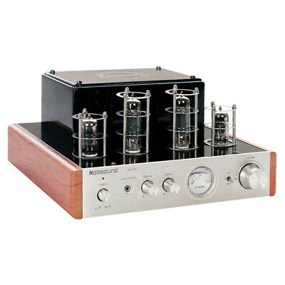 Nobsound MS10DHiFi Stereo Tube Amplifier Integrated Hybrid Valve Power Amplifier