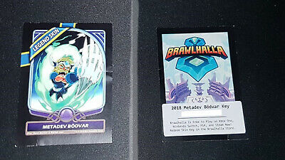 Brawlhalla - Metadev Bodvar Code / Card / Legend Skin - PC/Steam Only