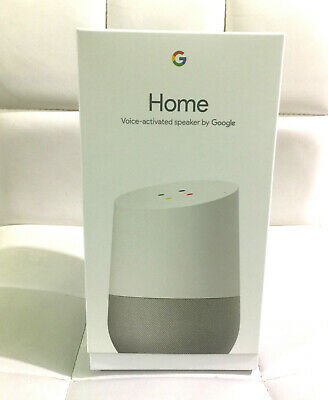 ##Google Home - Google Personal Smart Assistant - BRAND NEW - SHIPS WORLDWIDE##