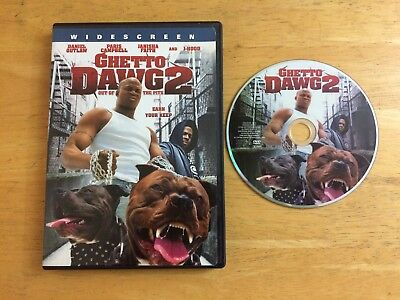 Ghetto Dawg 2 Out Of The Pits DVD Closed-Captioned Clean Tested Plays 100%