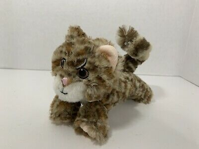 American Girl plush stuffed margay wild cat spotted 2016 Lea Clark GOTY