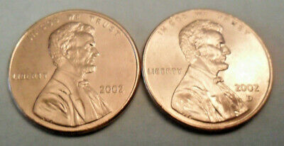 1998 D Lincoln Memorial Cent Penny  **FREE SHIPPING**