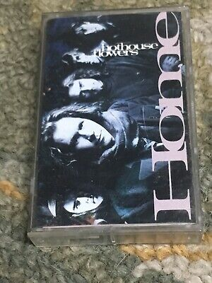 HOTHOUSE FLOWERS Cassette TAPE HOME