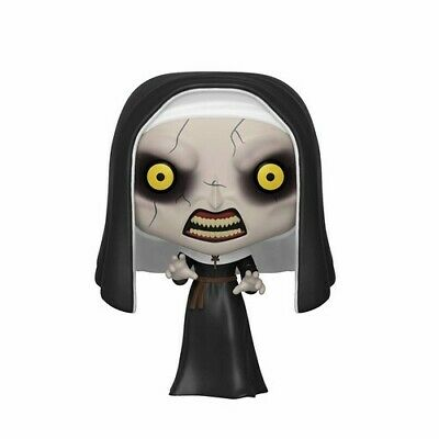 The Nun - Demonic Nun - Funko Pop! Movies: (2019, Toy NUEVO)