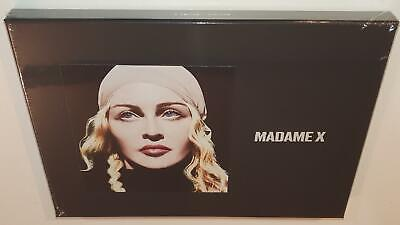 "Madonna Madame X (Super Deluxe Edition) Brand New 2Cd 7"" Picture Disc Cassette"