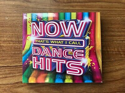 Now That's What I Call Dance Hits (CD) Brand New Sealed