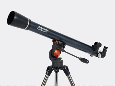 70AZ HD Night Vision Refractive Astronomical Telescope View Landscape & Space#