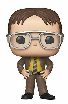 The Office - Dwight Schrute - Funko Pop! Television: (2019, Toy NUEVO)
