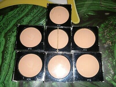 AUTHENTIC CHANEL LES BEIGES HEALTHY GLOW SHEER SPF 15 SUNSCREEN POWDER No.10 $58
