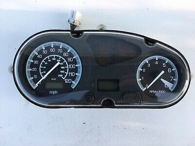 Genuine Bmw F650 Gs Clocks / Speedometer / Instruments Cluster / 2006587
