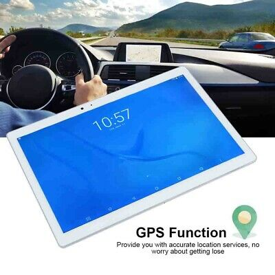 10 POLLICI 4GB+64GB Tablet PC Android 7.0 2.4GHz/5.0GHz WIFI HD 13.0MP+8.0MP GPS