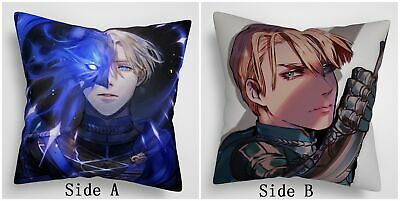 Fire Emblem Three Houses Dimitri Alexandre Two Sides Pillow Cushion Case Cover