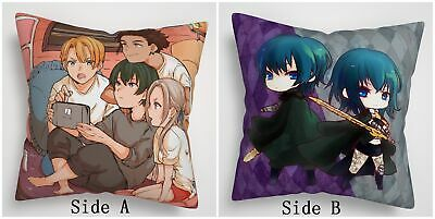 Fire Emblem Three Houses Anime Two Sides Pillow Cushion Case Cover