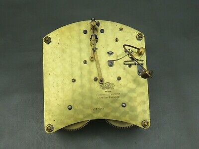 Vintage Garrard mantle clock movement for repair or spares