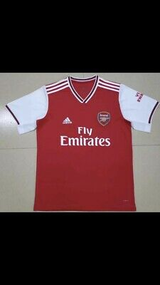 Arsenal FC HOME SHIRT 2019/2020 Mens XL L Brand New With Tags