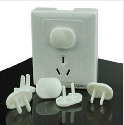 10Pcs/1Set Socket Baby Children Electrical Security Plastic Safety Safe Lock Co