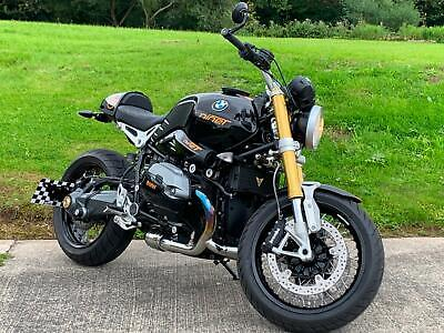 BMW R NINE T - £8,599 00 | PicClick UK