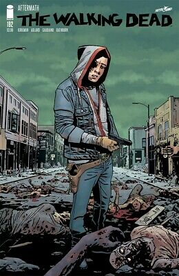 The Walking Dead #192 (2003) / US-Comic Bagged & Borded / 1st Print