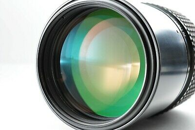 [Near Mint] Nikon Nikkor 200mm f4 Ai-S AIS Telephoto MF Lens from Japan 8G052