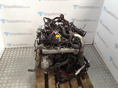 Renault Megane 3 III RS 2.0 16v 250 Engine