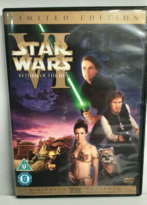 Limited Edition STAR WARS Episode VI RETURN OF THE JEDI 2 Disc DVD from 2006