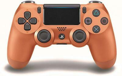 DualShock Wireless Controller for PlayStation Copper - 4