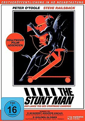 "Peter O`Toole ""DER LANGE TOD DES STUNTMAN CAMERON"" (The Stunt Man) Richard Rush"