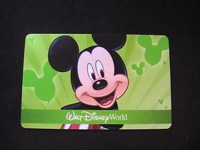 One(1) Walt Disney World 3-Day hopper ticket -Good til October 31, 2019