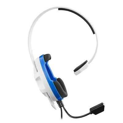 Turtle Beach Recon Chat White Gaming Headset for PS4 and Pro -...
