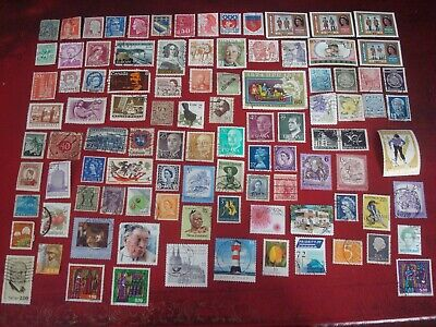 WORLDWIDE - 99 x WORLD STAMPS (15) - ALL DIFFERENT