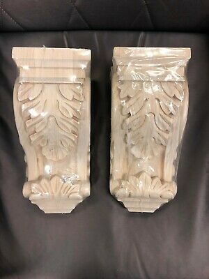 DuBois Carvings Acanthus Corbel