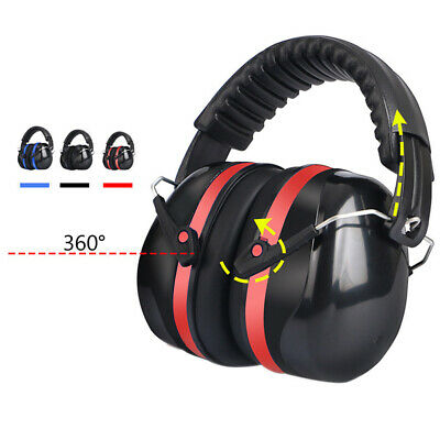Ee_ Defenders Noise Reduction Ear Muffs Hearing Protection For Shooting Studying