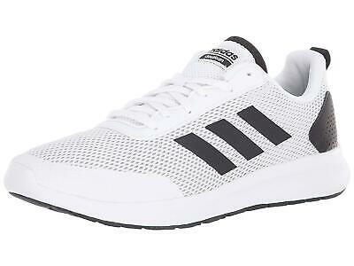 NEW! Mens Adidas Element Race Argecy White Athletic Sport Shoes B44856