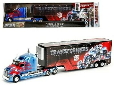 Optimus Prime Transformers Western Star 5700 XW Phantom Modellauto 1:32 Jada
