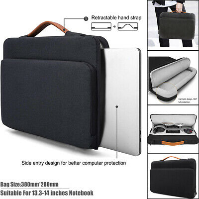 "Business Universal Carrying Bag Briefcase Fr 12.5"" 13"" 13.5"" 14"" Laptop Notebook"