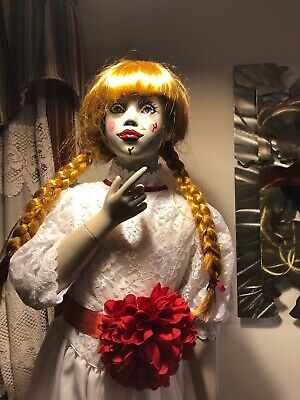 ANNABELLE DOLL CONJURING Haunted? - £40 00 | PicClick UK