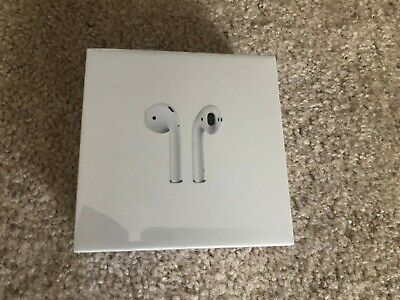 Brand New Apple Airpods 2nd Generation with Wireless Charging Case MRXJ2AM/A